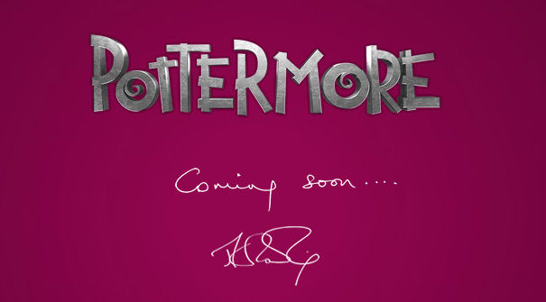 Foto: Pottermore.com