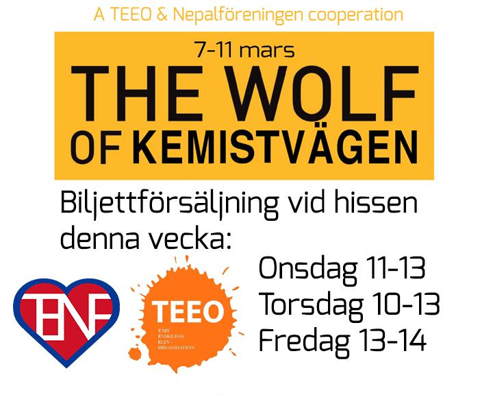 Wolf of Kemistvägen