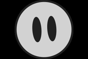 loggasvartvit