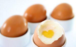 Ägg är den perfekta starten på morgonen!